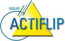 Logo Actiflip