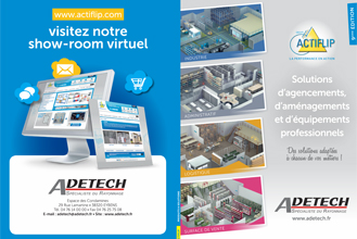 Catalogue Adetech