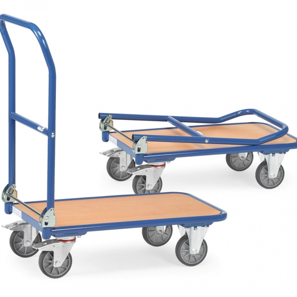 1132 chariot pliable
