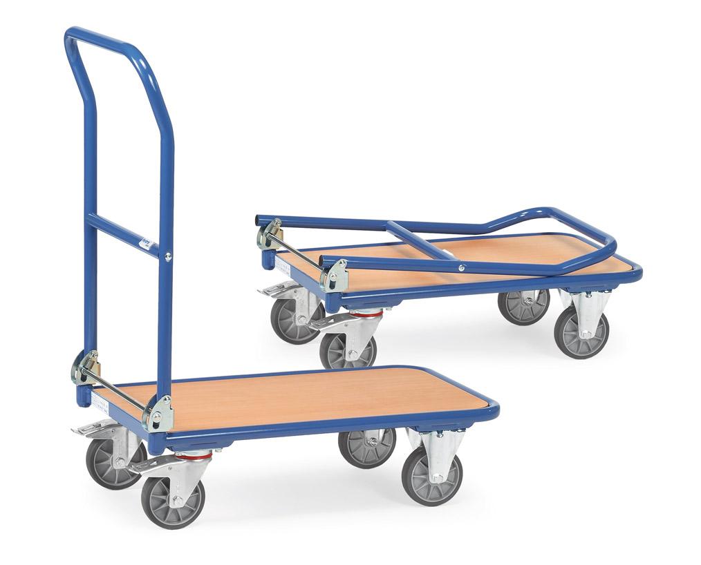 chariot pliable. Black Bedroom Furniture Sets. Home Design Ideas